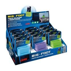 Big-foot, porta cellulare e...