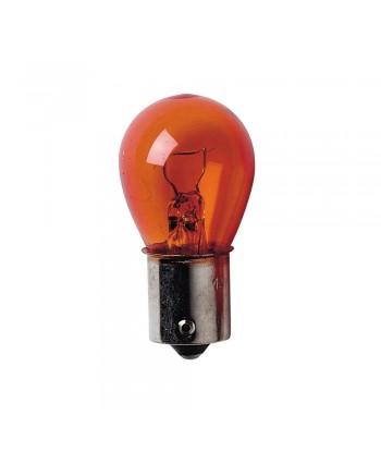 12V Lampada 1 filamento - PY21W - 21W - BAU15s - 10 pz  - Scatola - Arancio