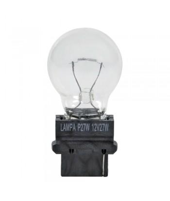 12V Lampada 1 filamento - P27W - 27W - W2,5x16d - 2 pz  - D/Blister