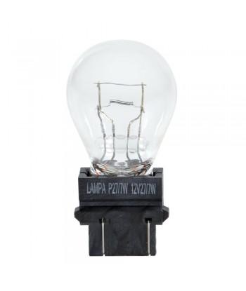 12V Lampada 2 filamenti - P27/7W - 27/7W - W2,5x16q - 2 pz  - D/Blister