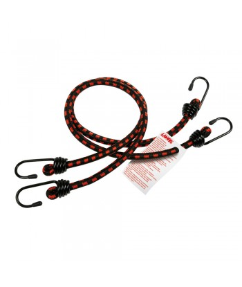 Corde elastiche slim - Ø 8 mm - 2x60 cm