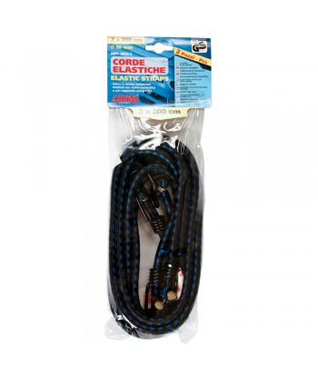 Corde elastiche Standard - Ø 10 mm - 2x200 cm