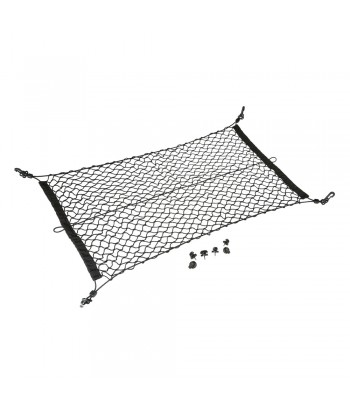 Net-System-3, rete fermacarichi elasticizzata multiuso - 80x50 cm