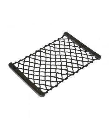 Net-System-8, tasca a rete elasticizzata con telaio - 24x18 cm
