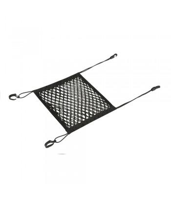 Net-System-7, tasca a rete elasticizzata - 28x32 cm