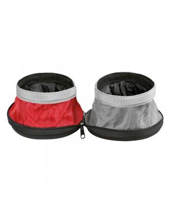 Pet Bowl, doppia ciotola da viaggio per animali - 1100+1400 ml