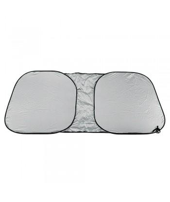 Molly Sunblock scudo parasole anteriore a doppia molla - 145x68 cm