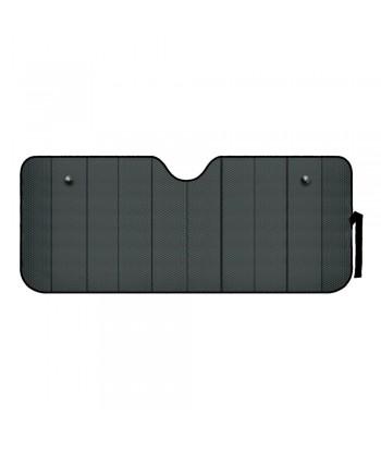 Scudo termico per parabrezza - Nero opaco - M - 61x147 cm