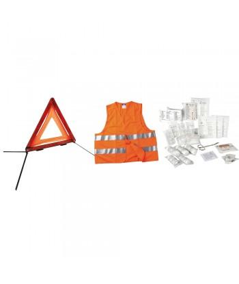 Kombi set 3 in 1, kit emergenza e soccorso