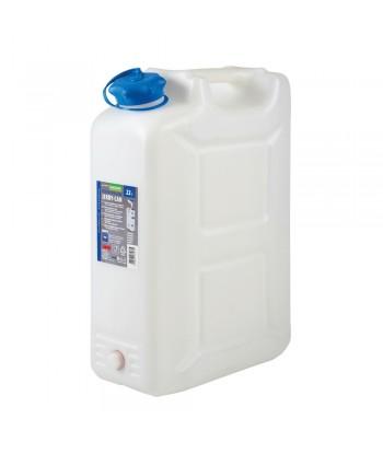 Tanica in polietilene con rubinetto per uso alimentare - 22 L