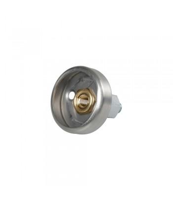 Adattatore GPL - Dish (Italia) - M10 - 57 mm - Acciaio inox