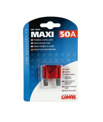 Fusibile lamellare Maxi, 12/32V - 50A
