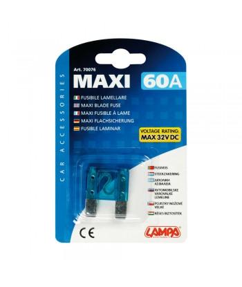 Fusibile lamellare Maxi, 12/32V - 60A