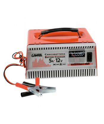 Pro-Charger caricabatteria 12V - 5A