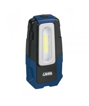 GL-2, lampada ispezione ricaricabile a LED COB - 12/24/230V