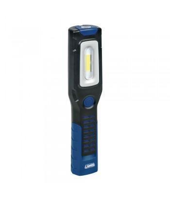 GL-3, lampada da lavoro ricaricabile a LED COB con torcia - 12/24/230V