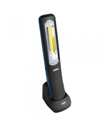GL-7, lampada da lavoro ricaricabile a LED COB - 12/24/230V