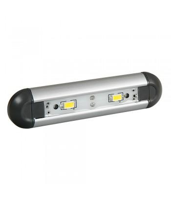 Alumina-2, strip luminosa a 2 led, 12V