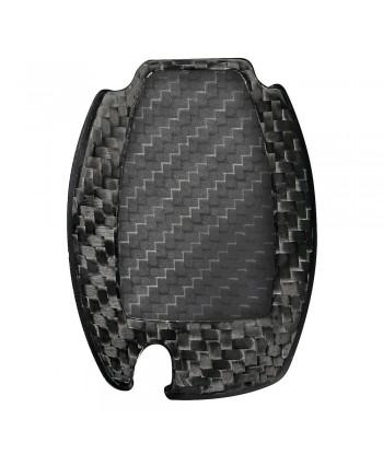 Cover in fibra di carbonio per chiavi auto, conf. singola - Mercedes - 1