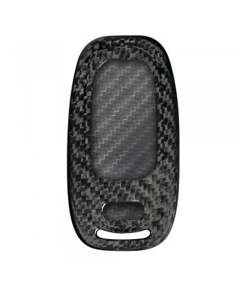 Cover in fibra di carbonio per chiavi auto, conf. singola - Audi - 2