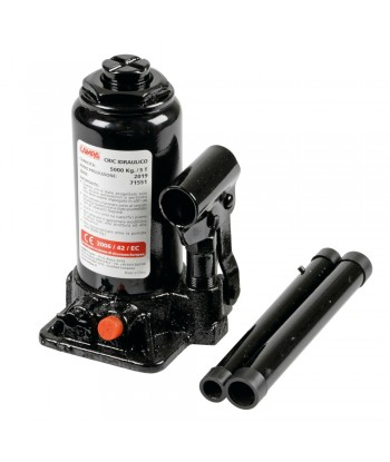 Cric idraulico - 5.000 kg