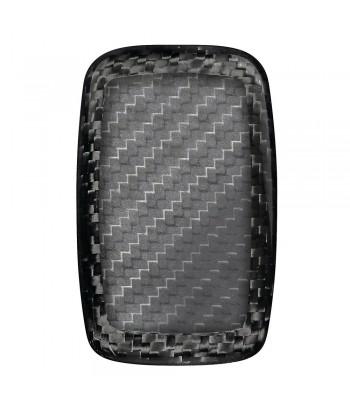 Cover in fibra di carbonio per chiavi auto, conf. singola - Jaguar, Land Rover - 1