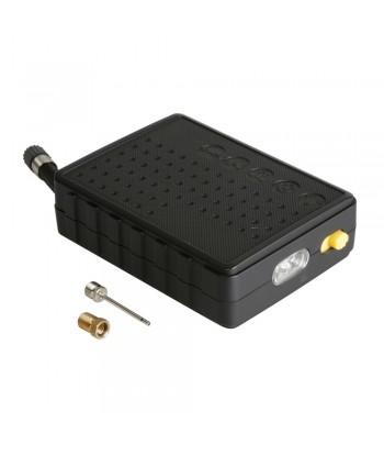 Compressore tascabile con torcia a led