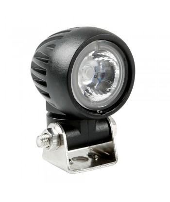 Cyclops-Round, faro ausiliario a 1 Led - 9/32V - Luce focalizzata