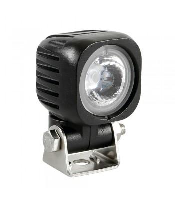 Cyclops-Square, faro ausiliario a 1 Led - 9/32V - Luce focalizzata