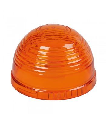 Calotta ricambio per luce di segnalazione art. 73003 - Arancio