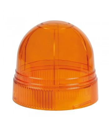 Calotta ricambio per luce di segnalazione art. 72997 / 72998 / 73007 - Arancio