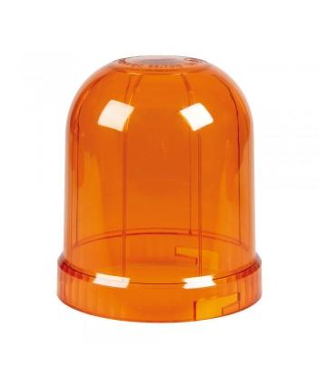Calotta ricambio per luce di segnalazione art. 72999 / 73001 - Arancio