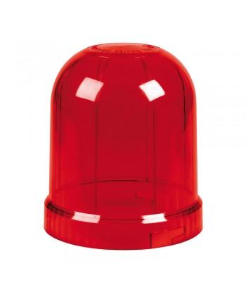 Calotta ricambio per luce di segnalazione art. 72999 / 73001 - Rosso