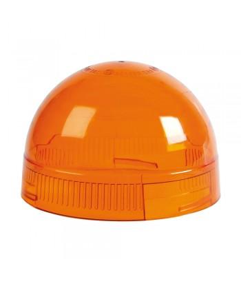 Calotta ricambio per luce di segnalazione art. 72992/72994 - Arancio
