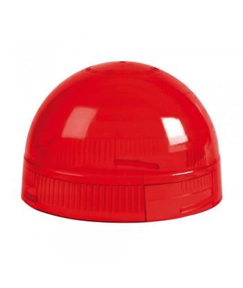 Calotta ricambio per luce di segnalazione art. 72992/72994 - Rosso