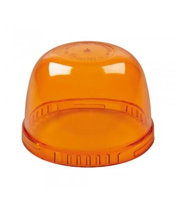 Calotta ricambio per luce di segnalazione art. 72993 - Arancio
