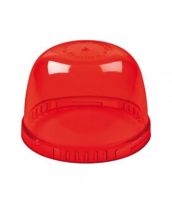 Calotta ricambio per luce di segnalazione art. 72993 - Rosso
