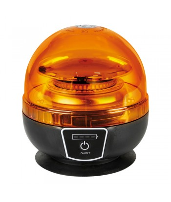 RL-11, luce di segnalazione a led, ricaricabile, 9/30V+230V