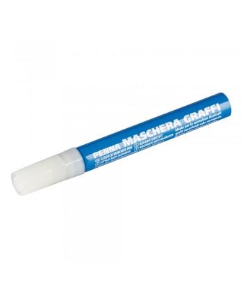 Penna maschera graffi - Trasparente