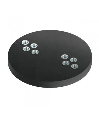 B1, base magnetica per telecamera - Ø 82 mm