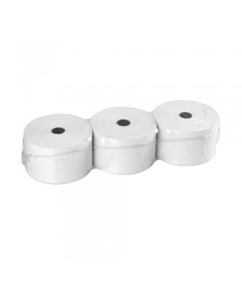 Rotoli carta termica per colonnine aree di servizio, 3 pz - 75 g/m² - 60 mm x 91 m