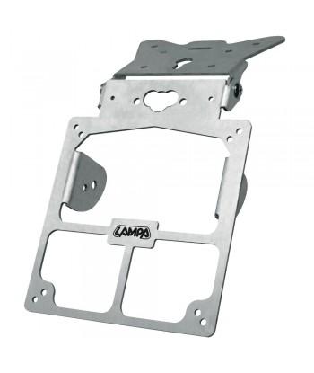 Xtreme, portatarga universale - Alluminio