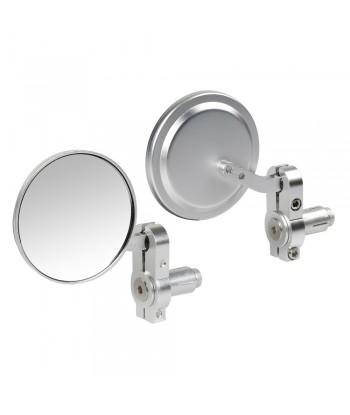 Dernier, coppia specchi retrovisori - Alluminio