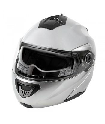 LA-1, casco modulare - Argento - S