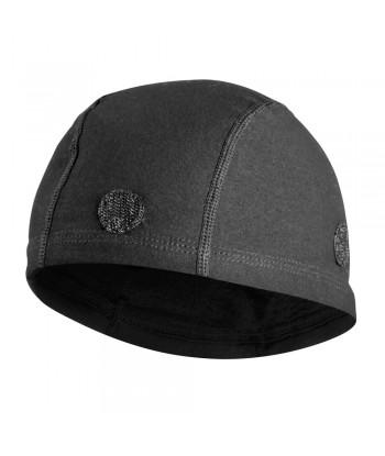 Head-Cap, cuffia sottocasco in cotone - Nero
