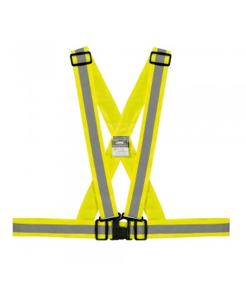X-Belt, bretelle catarifrangenti - Giallo