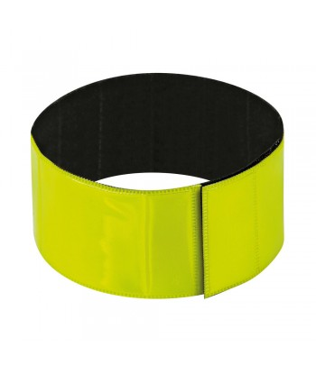 Fluoband 2, fascia riflettente - Giallo