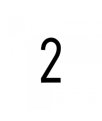 Spell-It, caratteri alfanumerici adesivi 80x35 mm - 2