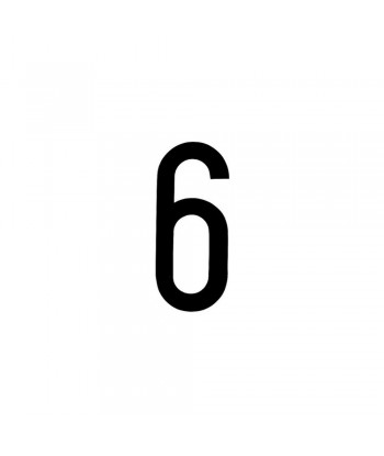 Spell-It, caratteri alfanumerici adesivi 80x35 mm - 6