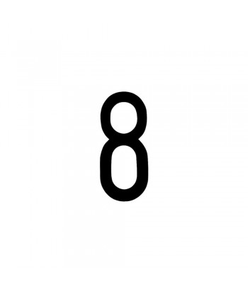 Spell-It, caratteri alfanumerici adesivi 80x35 mm - 8